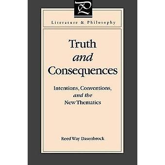 Verdade e consequências intenções de convenções e a temática nova propósito Dasenbrock & Reed