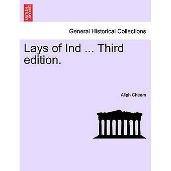 Lays of Ind ... Third edition. by Cheem & Aliph