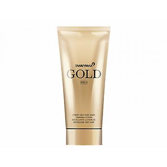 Tannymaxx - Gold Finest Anti Age Dark Tanning Lotion (200ml)
