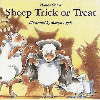 Sheep Trick or Treat by Nancy Shaw - Margot Apple - 9780618070350 Book