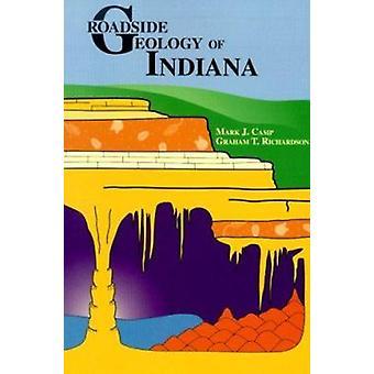 Roadside Geology of Indiana Book