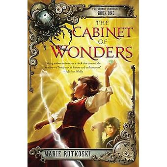 The Cabinet of Wonders by Marie Rutkoski - 9781250018045 Book