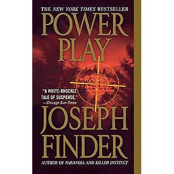 Power Play (Revised) by Joseph Finder - 9781250094353 Book