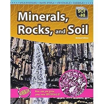 Minerals - Rocks - and Soil by Barbara J Davis - 9781410985217 Book