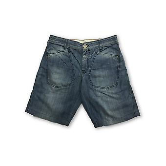 Girbaud jean shorts in blue