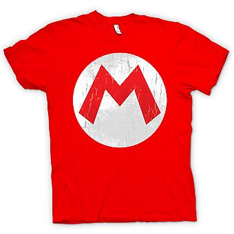 Kids T-shirt - Mario Logo - Gamer