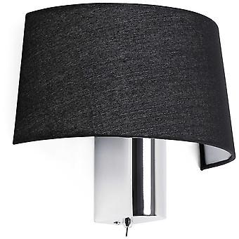 ويليندال فندق الجدار مصباح 1 X E27 60W (الإضاءة، و