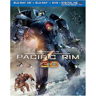 Pacific Rim 3D [BLU-RAY] USA import