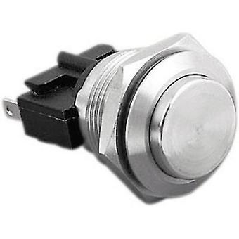 Tamper-proof pushbutton 250 Vac 5 A 1 x Off/(On) Bulgin