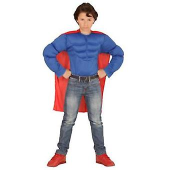 Guirca Child Costume Size 11-14 Years Heroe Musculos (Kinder , Spielzeuge , Kostueme)