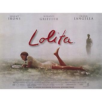 Lolita filmposter (17 x 11)