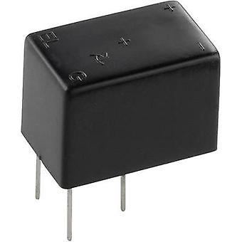EL inverter 5 Vdc Black (L x W x H) 27 x 17.5 x 19 mm