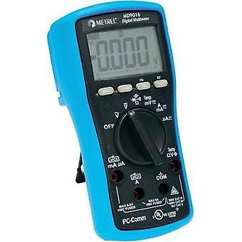 Handheld multimeter digital Metrel MD 9016 Calibrated to: Manufacturer's standards (no certificate) CAT II 1000 V, CAT