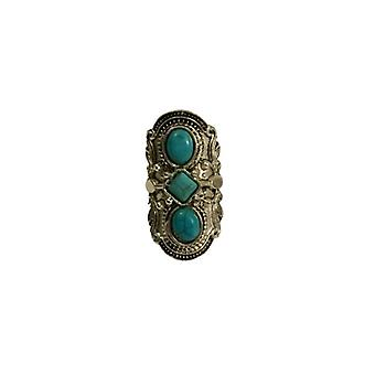 Coole Ibiza stijl statement ring