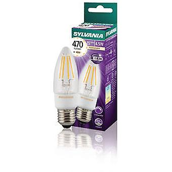 Sylvania Led Filament Bulb 470Lm E27 Dimmable Candle