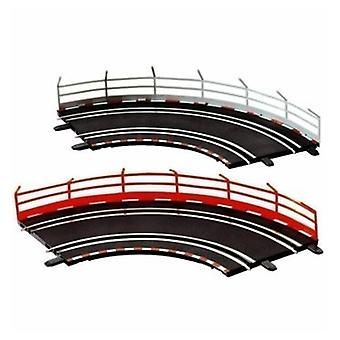 Carrera Guardrail fence (10) (Toys , Vehicles And Tracks , Slot , Accesories)