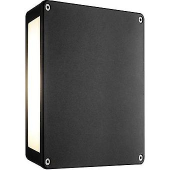 LED outdoor wall light 12 W Warm white Nordlux Tamar 872323 Black