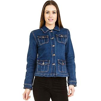 Chaqueta Denim Jacket - azul