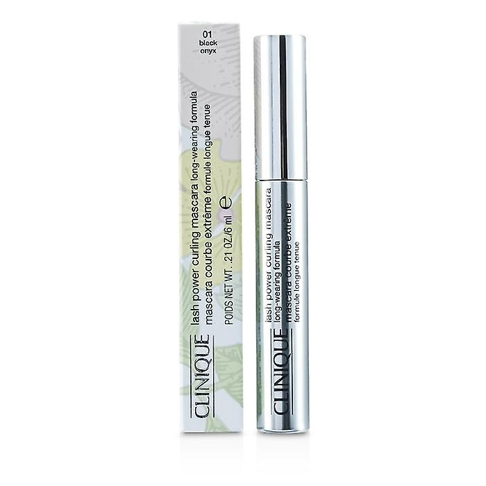 Clinique Lash Power Curling Mascara (Long Wearing Formula) - # 01 Black Onyx 6ml/0.21oz