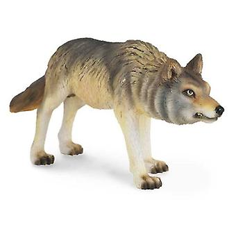 Collecta Wolf - Hunting -M- (Toys , Dolls And Accesories , Miniature Toys , Animals)