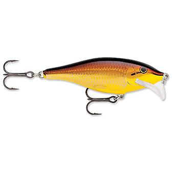 Rapala Scatter Rap Shad 07 Fishing Lure - Golden Alburnus