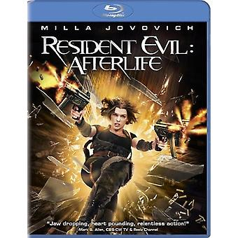 Resident Evil: Afterlife [BLU-RAY] USA import