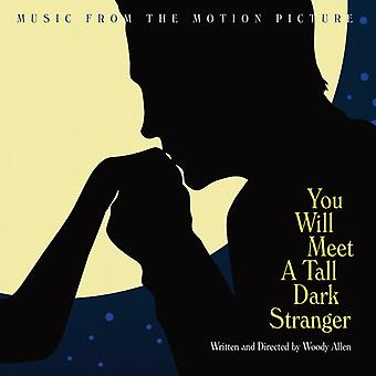 You Will Meet Tall Dark Stranger: From Motion/Va - You Will Meet Tall Dark Stranger: From Motion/Va [CD] USA import