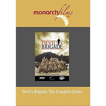 Devil's Brigade - Devil's Brigade: hele serien [DVD] USA import