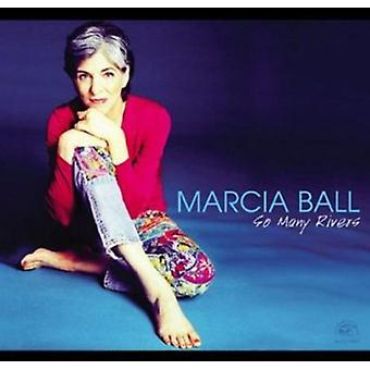 Marcia Ball - So Many Rivers [CD] USA import