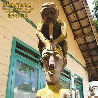 Forskellige kunstner - Kwangkay: Begravelses musik af Dayak Benuaq [Vinyl] USA importen