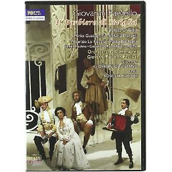 G. Paisiello - 2 Barbiere Di Siviglia Drama in Buffo in Due Atti [DVD] USA import