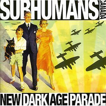 Tysk: Untermensch - ny mørk tidsalder Parade [CD] USA importerer