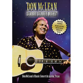 Don McLean - McLean Don-Starry Starry Night [DVD] USA import