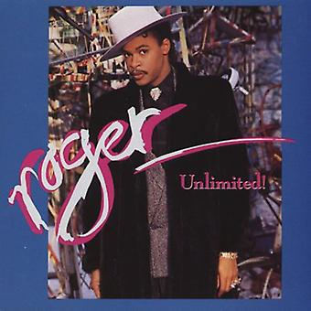 Roger - Unlimited [CD] USA import