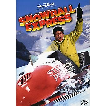 Snowball Express [DVD] USA import