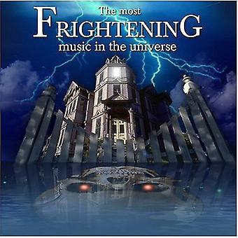 Mest skræmmende musik i universet - den mest skræmmende musik i universet [CD] USA importen