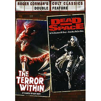Terror Within/Dead Space [DVD] USA import