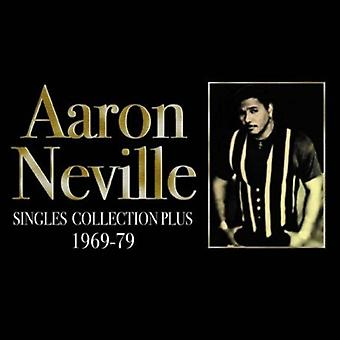 Aron Neville - Singles Collection 1969-79 Plus [CD] USA import