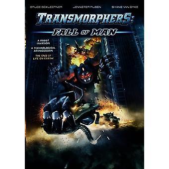 Transmorphers-caída del hombre [DVD] USA importar
