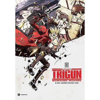 Importación de Trigun Badlands [DVD] los E.e.u.u.