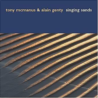 McManus/Nellis - sang Sands [CD] USA import