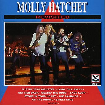 Molly Hatchet - revurderede [CD] USA import