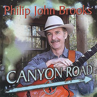 Philip John Brooks - Canyon Road [CD] USA import