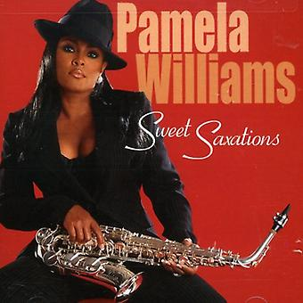 Pamela Williams - Sweet Saxations [CD] USA import