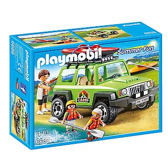 Playmobil 6889 Summer Fun Off-Road SUV Playset