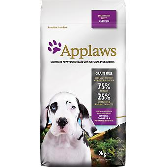 Applaws Puppy Large Breed poulet (Chiens , Nourriture , Croquettes)