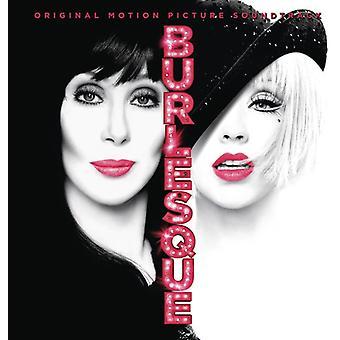 Various Artists - Burlesque-Original Soundtrack [CD] USA import