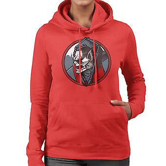 Eternias Worst Hordak Masters Of The Universe Women's Hooded Sweatshirt