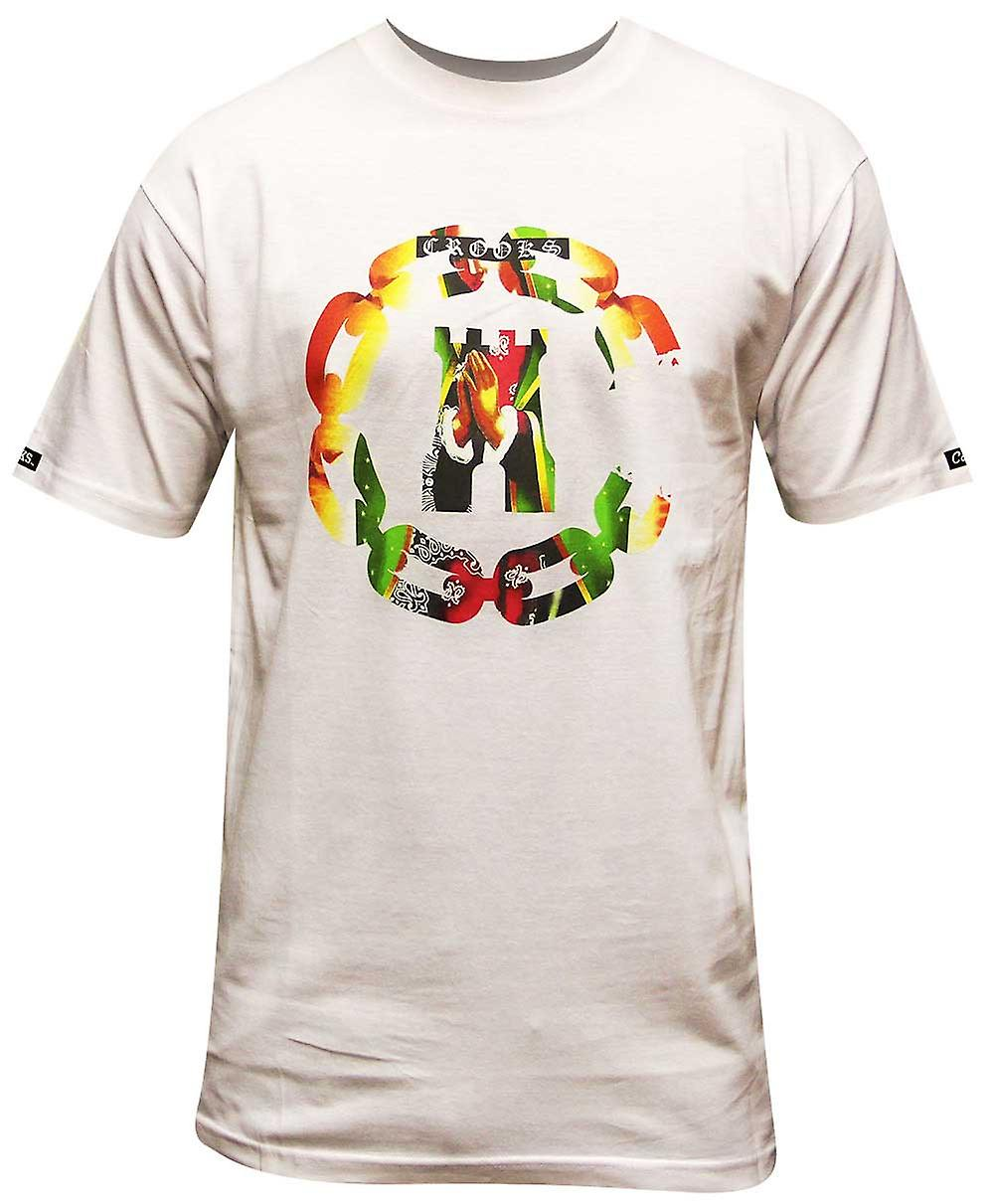 Crooks & Castles Apparition T-shirt White