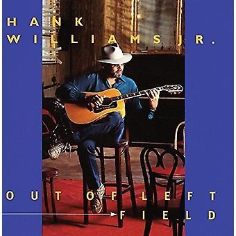 Hank Williams - ud af venstre felt [CD] USA import